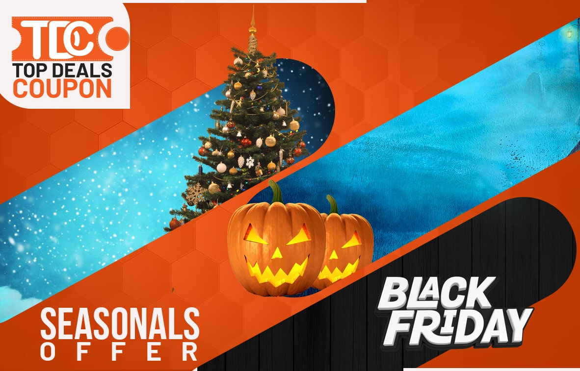 Seasonal Homepage Banner Topdealscoupon