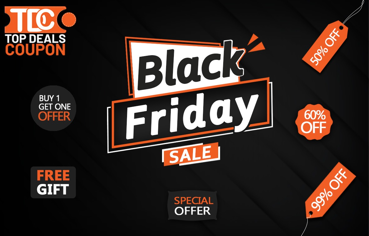 Black Friday Banner Topdealscoupon