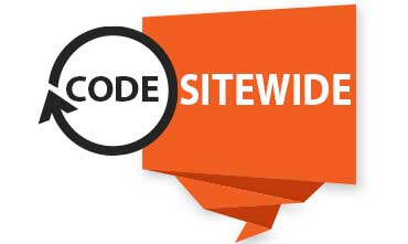 Sitewide-code