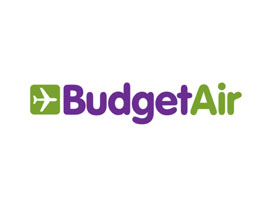 Budget Air Voucher Codes logo Topdealscoupon